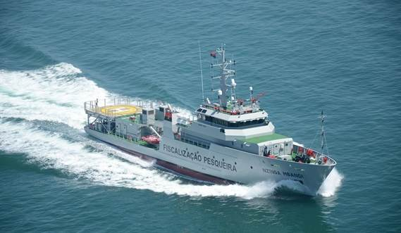 Damen Fishery and Surveillance Vessel 6210