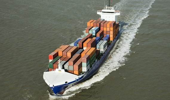 Container Feeder 800 'Johanna Schepers'