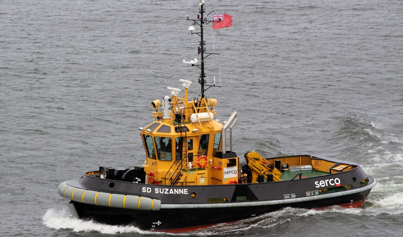 SD Marine Services in the UK took delivery of 'SD Eileen' on May 5, 2010. Based in Devonport, she was the first in a series of four vessels.