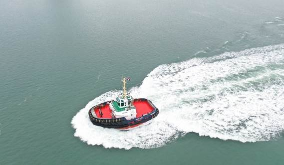 compact & powerful asd tug 2312