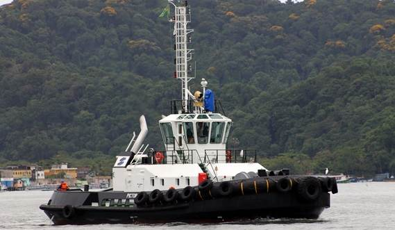 The Damen ASD Tug has been subject to a vast increase in power, performance and operational capability.