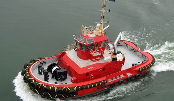 New build ASD Tugs benefit from Damen's standardisation strategy.