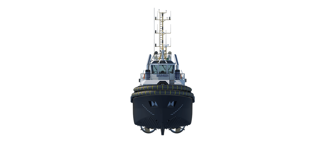 DAMEN ASD TUGS: SAFE, RELIABLE & INNOVATIVE