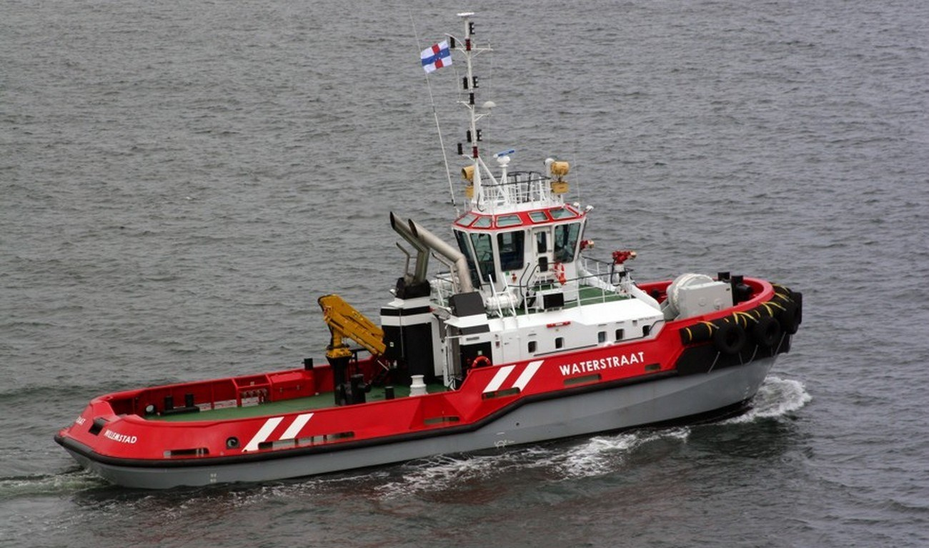 "Damen ASD Tug 2810 ""Waterstraat"""