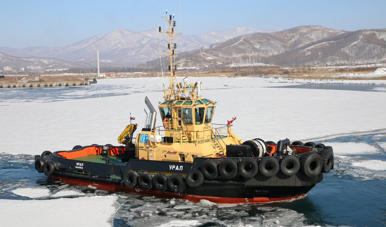 Reliability Proven And Tested Technology In Tug 3010 Ice