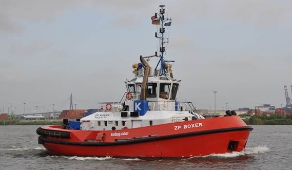 DAMEN ATD TUGS: SAFE, RELIABLE & INNOVATIVE