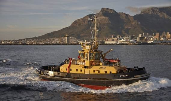 The South African Navy has taken delivery of a ATD 2909, named Imvubu
