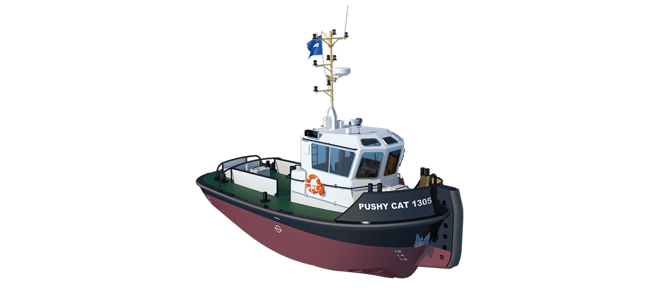 Damen Pushy Cat: Safe, Reliable & Innovative