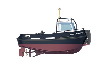 Damen Stan Launch 804