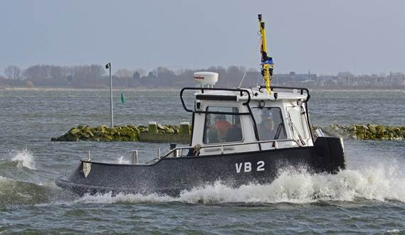 the second Stan Launch 804s, Damen YN 615 'VB 2'