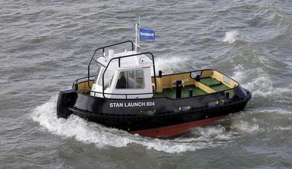 Additionally, our Stan Launches are easily manageable in every situation.