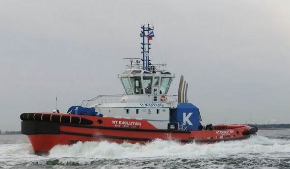 DAMEN Rotortugs: SAFE, RELIABLE & INNOVATIVE