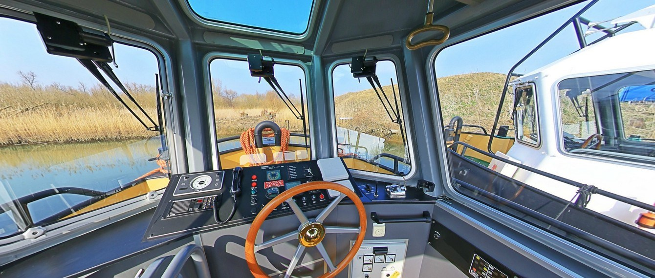 Stan Tug 1004 Virtual Tour