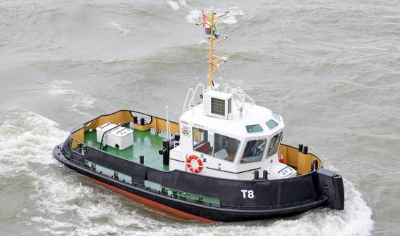 Two Stan Tugs, named 'T7' and 'T8', were delivered to Marine Dredging Company in Abu Dhabi in August 2010.