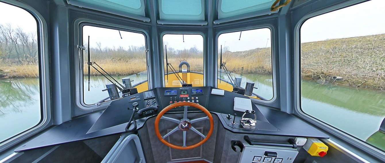 Stan Tug 1205 Virtual Tour