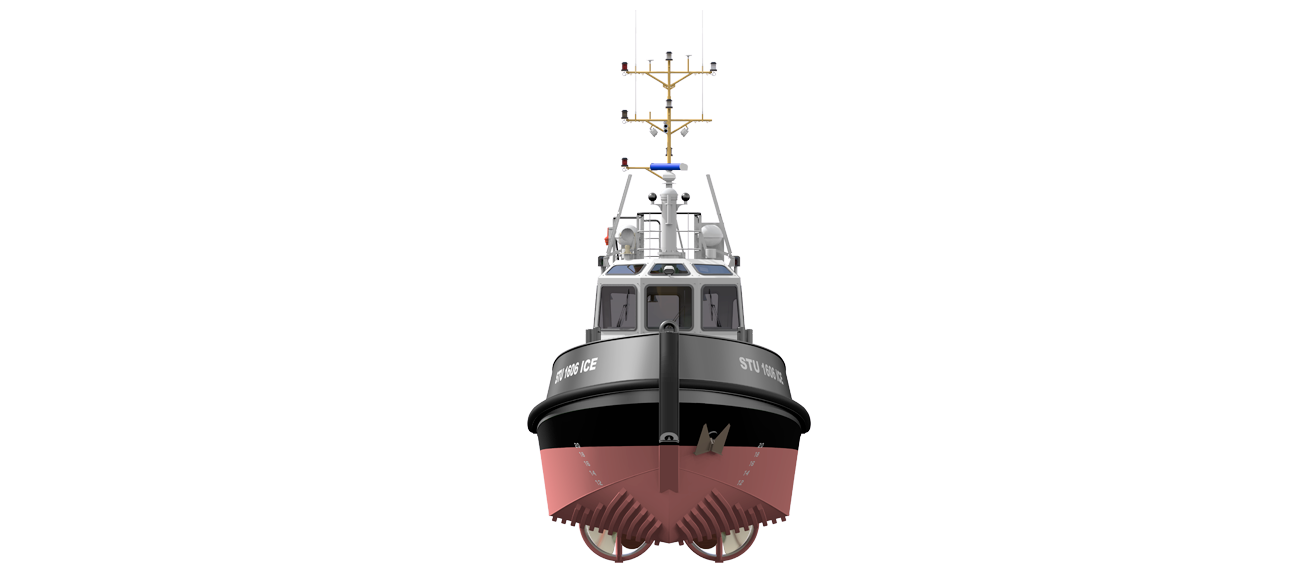 Stan Tugs 1606 build and in operation world wide