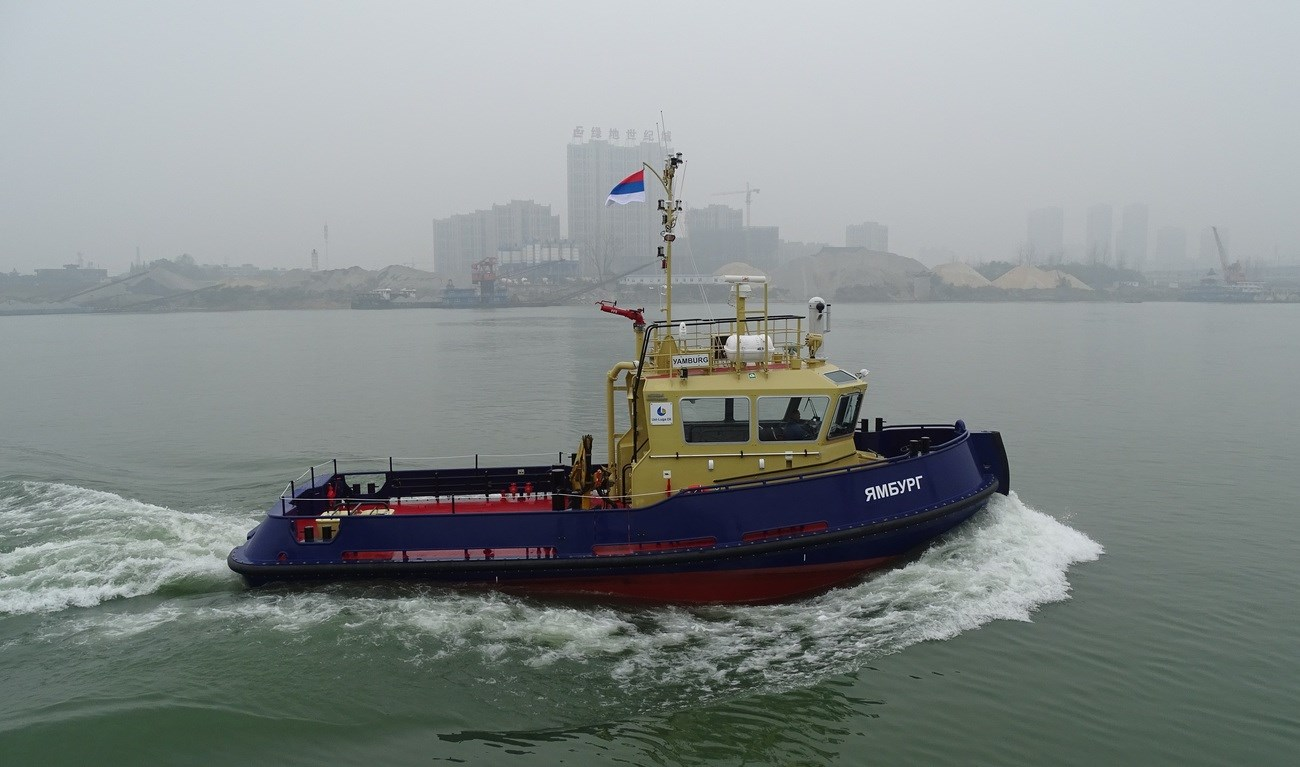 Stan Tugs have proven design & standardised first-class components