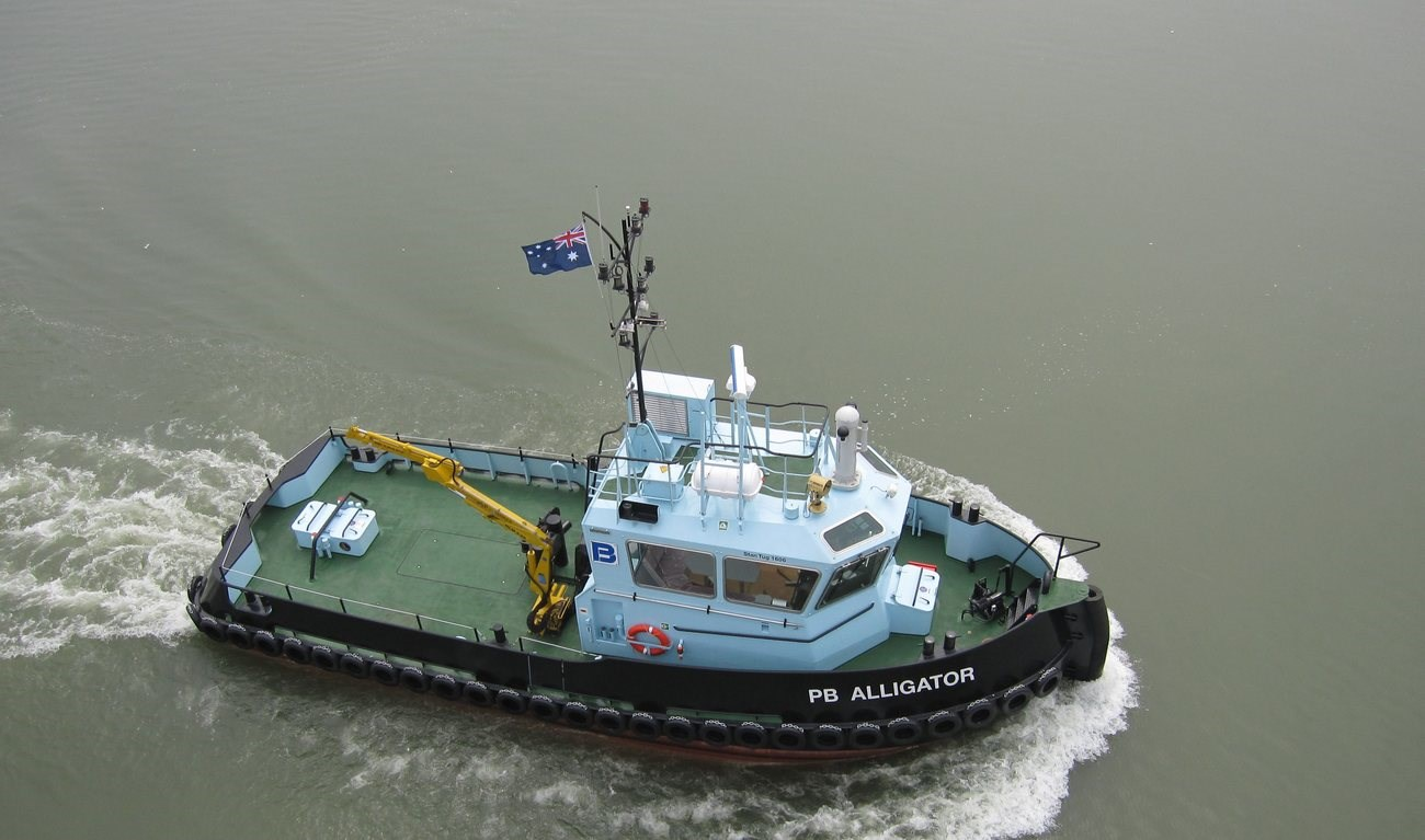 "Damen Stan Tug 1606 ""PB Alligator"""