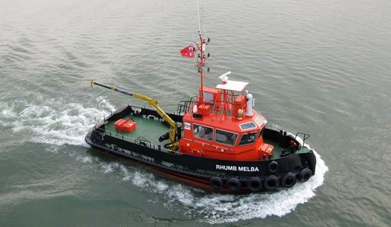 Multi-functional vessel with state-of-the-art design