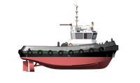 The designs of the Damen Stan Tug series are based on extensive knowledge, experience and customer feedback.