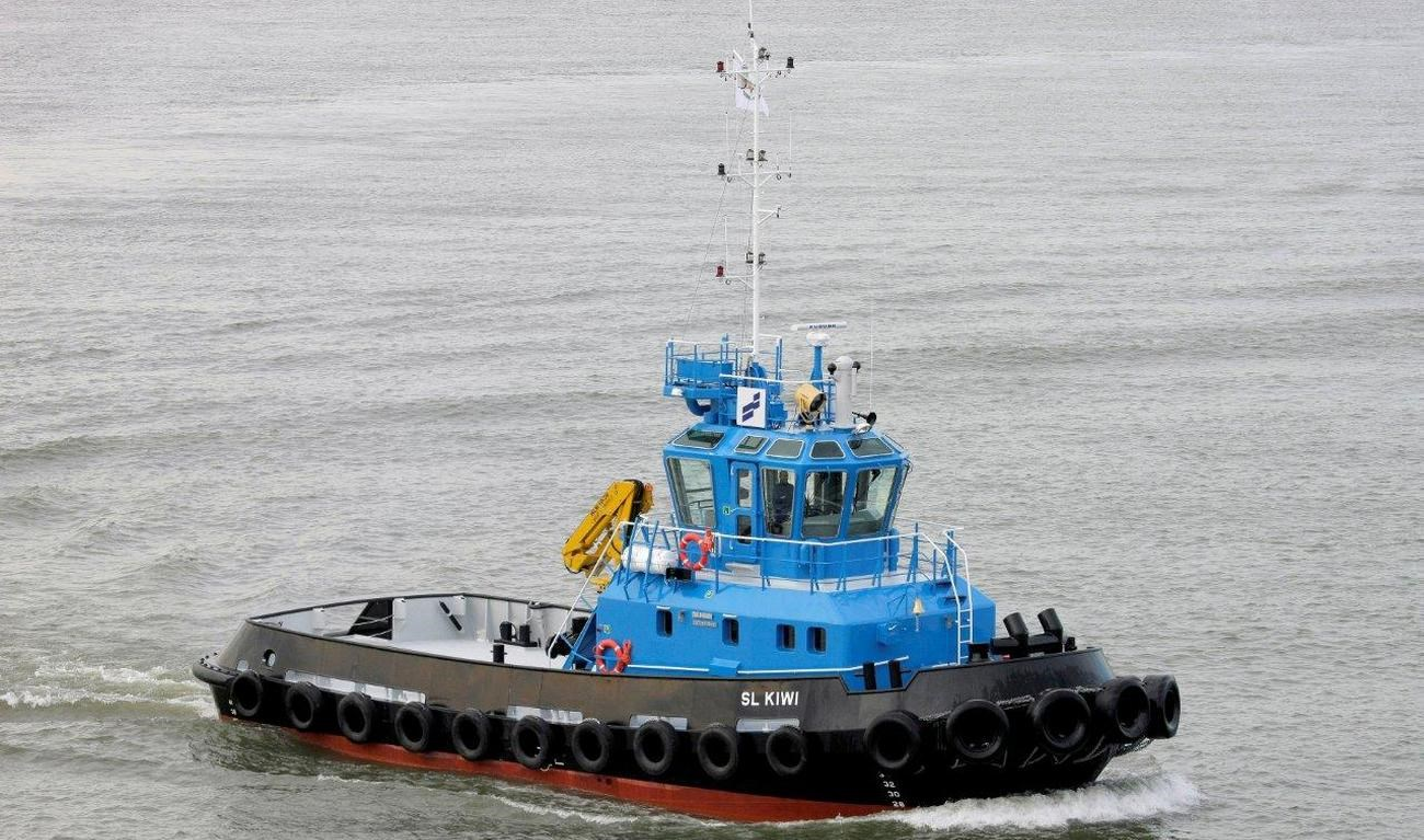 Second Stan Tug 2208 for Smit Lamnalco