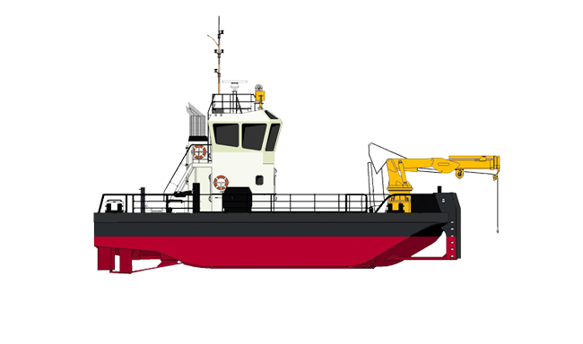 The Damen Multi Cat Series offers a complete range of workboats, based on thoroughly tested, up-to-date designs and built from high quality standardised components.
