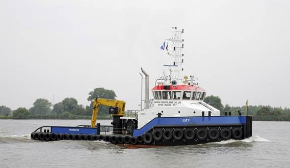 DAMEN'S RANGE OF HEAVY DUTY WORKBOATS AND OFFSHORE VESSELS