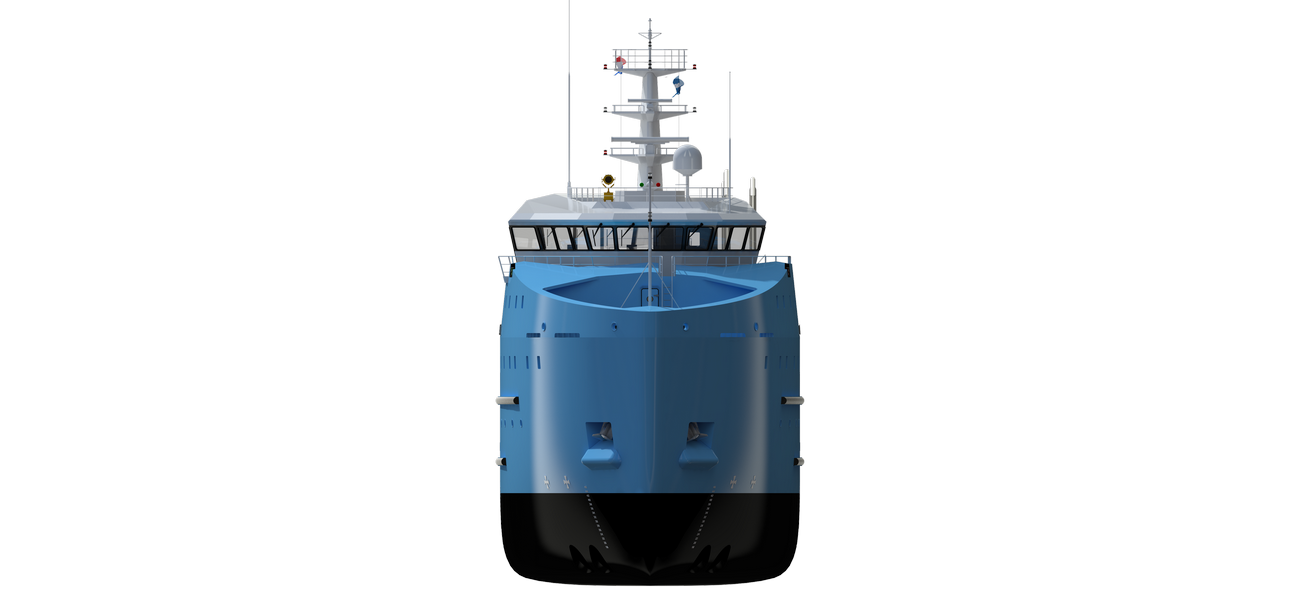 MULTI-FUNCTIONAL OFFSHORE WORKBOATS
