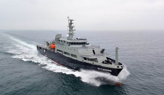 Multi-role Aviation Training Vessel will perform diverse training and support duties for the Royal Australian Navy
