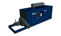 Damen Dredgers and booster stations are equipped with identical dredge pumps to facilitate maintenance and stock management