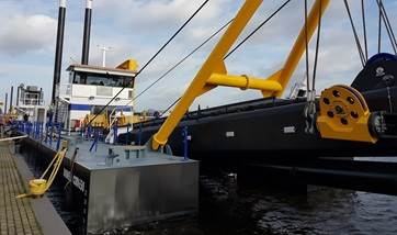 damen ecsd650 'long live egypt' delivery