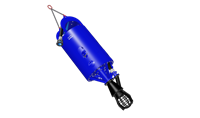 The DOP Submersible dredge pump is directly powered by a hydraulic motor. This results in a compact design and trouble free operation
