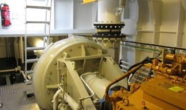 Damen Dredge Pump