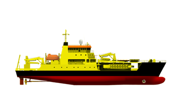 damen pollution control vessel