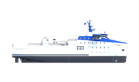Damen Inter-Island RoPax Ferry