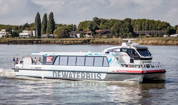 Damen Water Bus 2407 'Aqua Diamond'