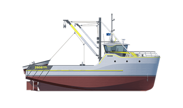 Sea Fisher 2608 - Purse Seiner