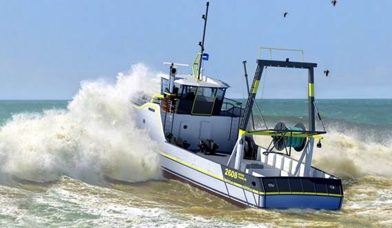 Sea Fisher 2608 - Stern Trawler