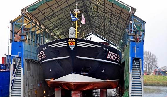 This order for shellfish dredger was placed to alter the construction and to outfit the stock hull.