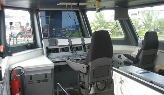 Wheelhouse Fast Crew Supplier 3307