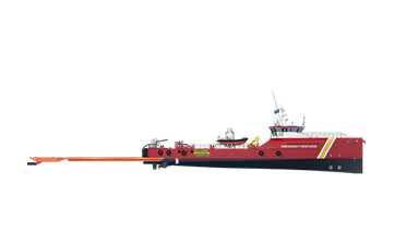 fcs 5009 fast oil recovery vessel