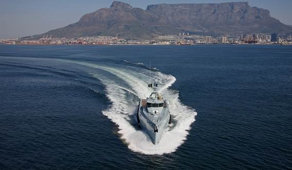 The versatile FCS 5009 Patrol boats have consistently shown themselves to be an ideal solution for patrolling an EEZ.