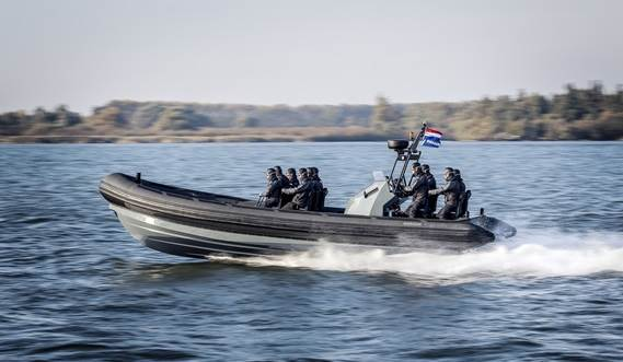 The RHIB 1050 represents the next generation in rigid hull inflatable boats