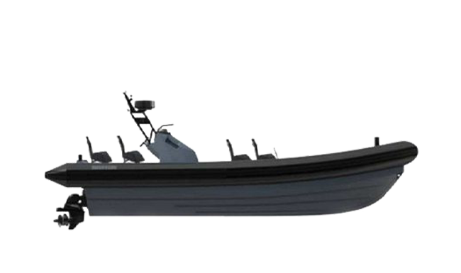 Currently the RHIB portfolio is under development at Damen Shipyards Hardinxveld