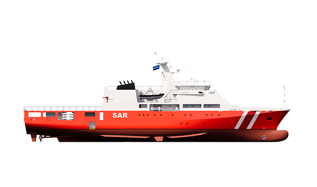 damen search and rescue vessel (preview)