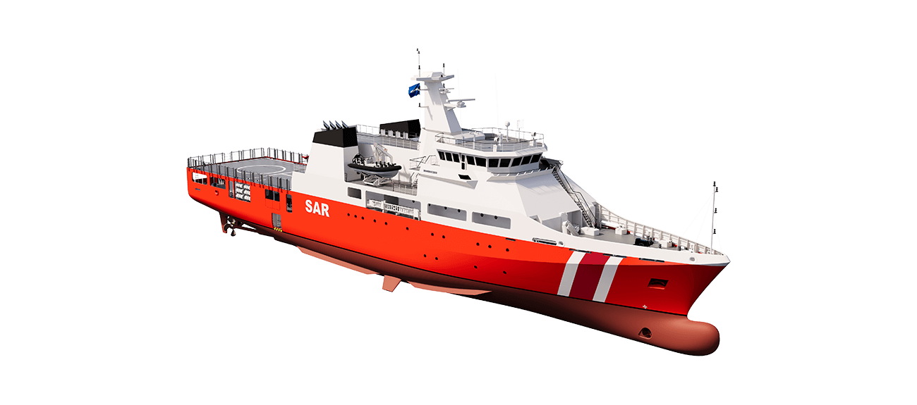 damen search and rescue vessel 1800 (2)