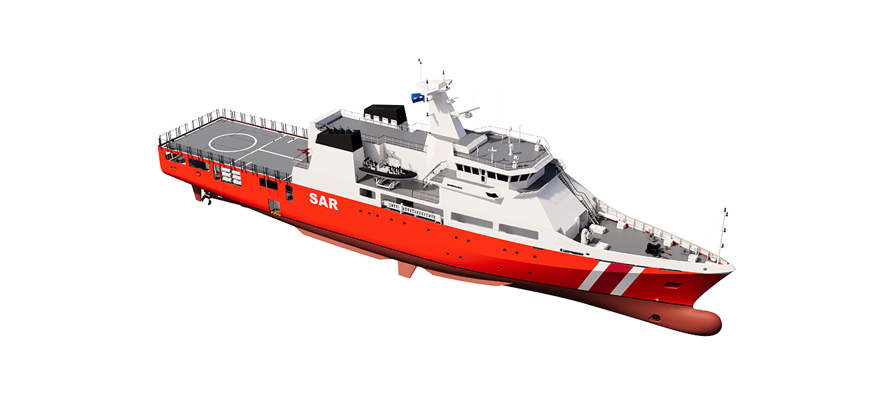 damen search and rescue vessel 1800 (4)