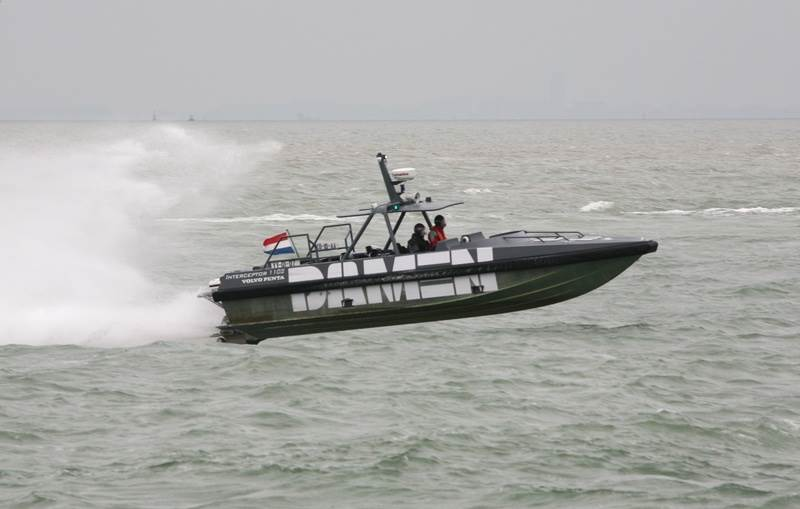 patrol boat innovations