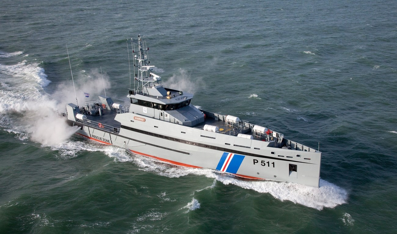 THE STAN PATROL IS FULLY EQUIPPED FOR PATROL DUTIES IN HARBOURS, COASTAL WATERS AND OFFSHORE