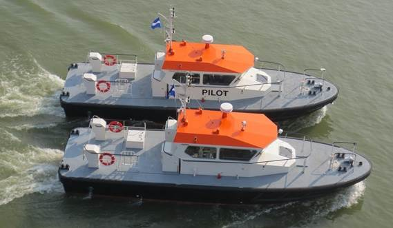 Designed and built to be a strong workboat